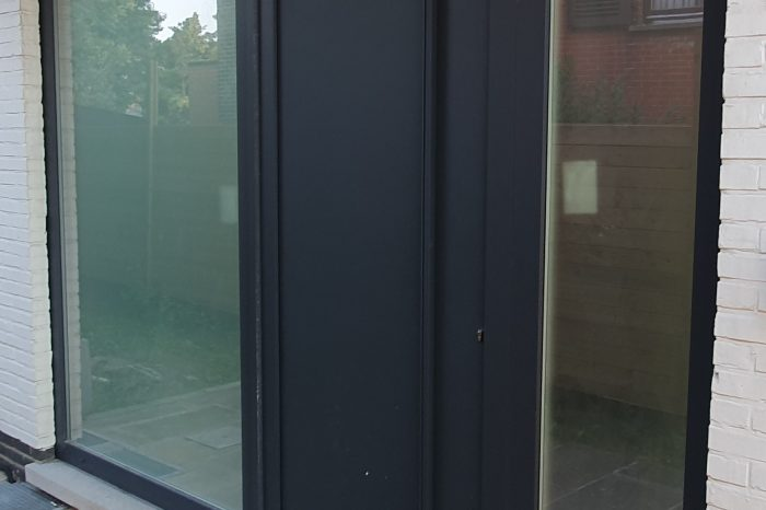 PVC deur